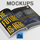 Photorealistic Magazine Mock-Ups - GraphicRiver Item for Sale
