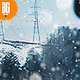 Gif Animated Snow and Cloud Photoshop Action - GraphicRiver Item for Sale