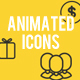 Vector Animated Icons - VideoHive Item for Sale
