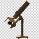 Old Microscope - VideoHive Item for Sale