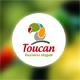 Toucan Bird Logo - GraphicRiver Item for Sale
