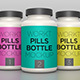 Pills Bottle Mockup - GraphicRiver Item for Sale
