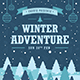 Winter Adventure Flyer