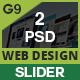 Web Design Slider