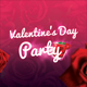 Bright Valentine Day Flyer - GraphicRiver Item for Sale