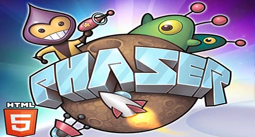 HTML5 Phaser Games