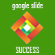 Success - Google Slide - GraphicRiver Item for Sale