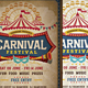 Funfair & Carnival Flyer - GraphicRiver Item for Sale