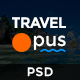 Travel Opus PSD Templates Nulled