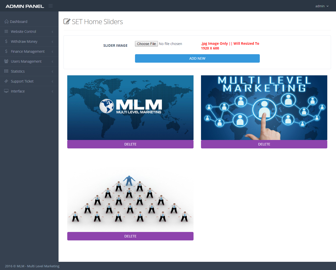 Mlm Multilevel Marketing System By Idealbrothers