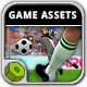 Penalty Kicks  Game Assets - GraphicRiver Item for Sale