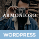 Armonioso - Personal & Magazine WordPress Responsive Blog Theme Nulled