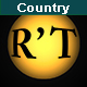 Country Folk Guitar Logo