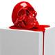 3d model of a human  art skull - 3DOcean Item for Sale