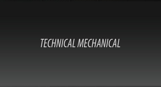 Technical Mechanical Misc Patterns