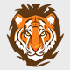 Multi Purpose Tiger Logo - GraphicRiver Item for Sale