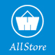 AllStore - MultiConcept eCommerce Shop Template - ThemeForest Item for Sale