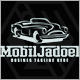 Mobil Jadoel - Vintage Car Logo - GraphicRiver Item for Sale