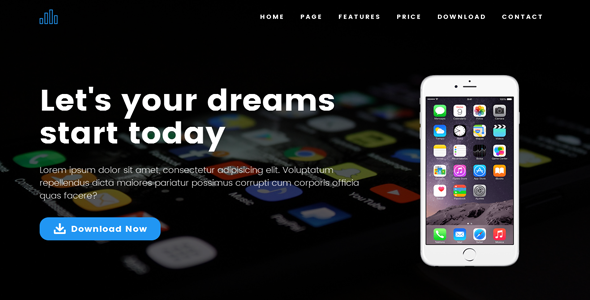 Apland – App Landing Page Template