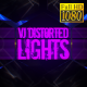 VJ Distorted Lights (Set 8)