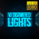 VJ Distorted Lights (Set 9)