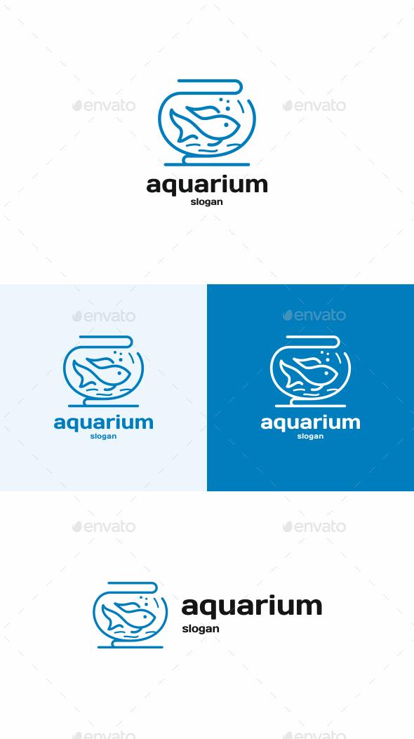 Fish - Animals Logo Templates