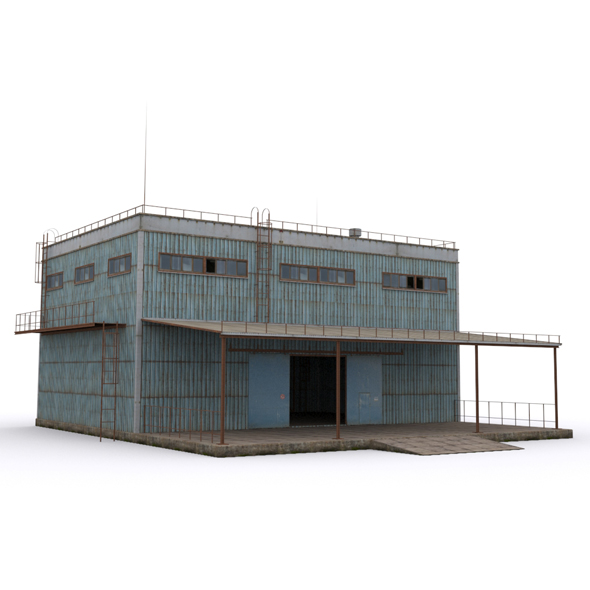 Hangar4 - 3DOcean Item for Sale
