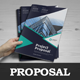 Project Proposal InDesign Template v5 - GraphicRiver Item for Sale