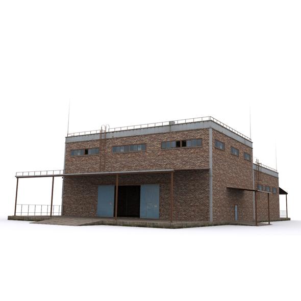 Hangar5 - 3DOcean Item for Sale
