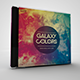 Galaxy Colors CD/DVD Template - GraphicRiver Item for Sale