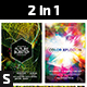 Future Dubstep Club Flyer - GraphicRiver Item for Sale