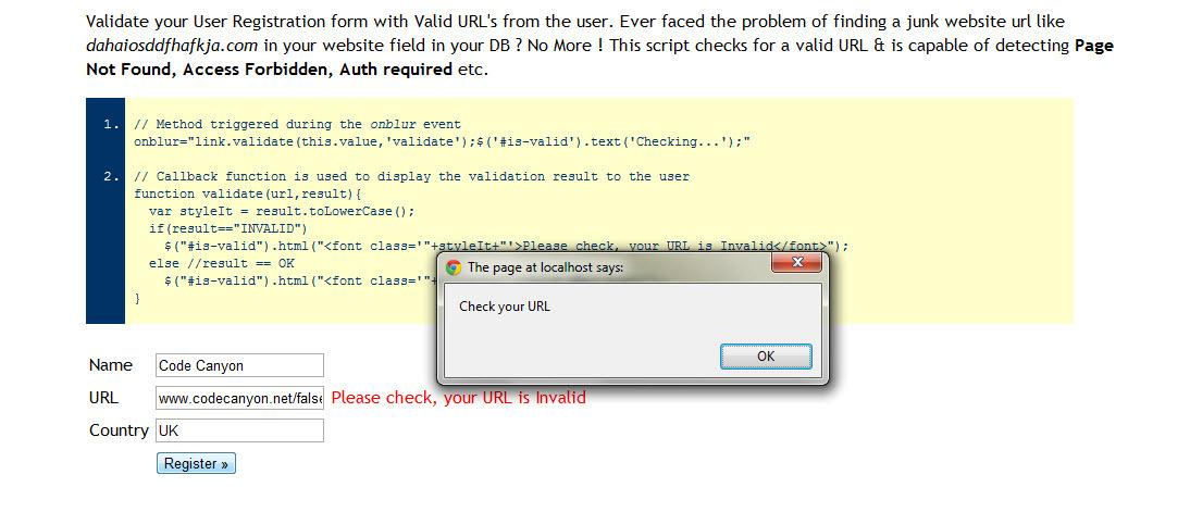 Link Validator - Detect Valid & Broken Links