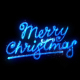 Merry Christmas Text - VideoHive Item for Sale
