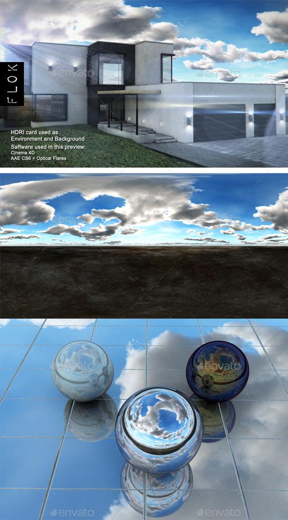 Daylight Desrt 60 - 3DOcean Item for Sale