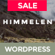 Himmelen - Personal WordPress Blog Theme Nulled