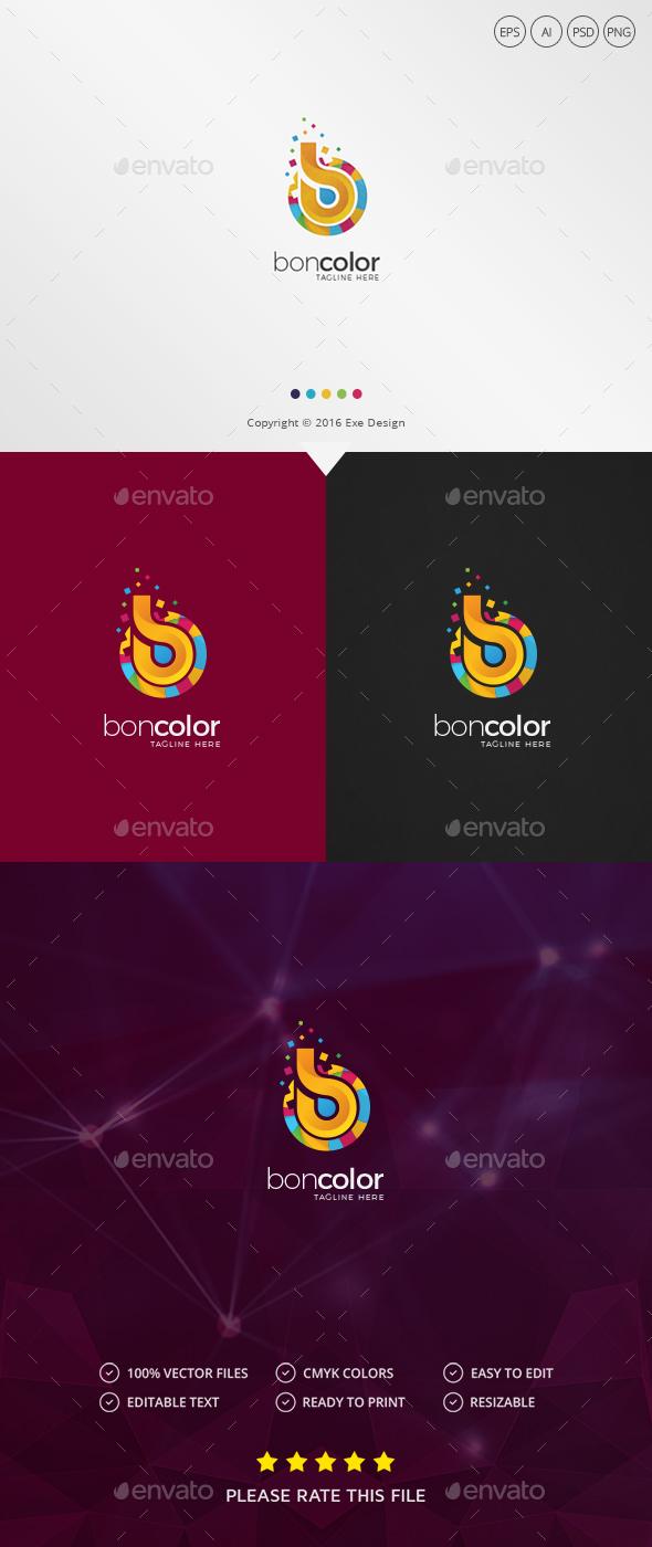 Letter B Logo - Letters Logo Templates