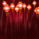 Chinese Lantern Lights 1 - VideoHive Item for Sale