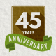 Anniversary Badges & Extras - GraphicRiver Item for Sale