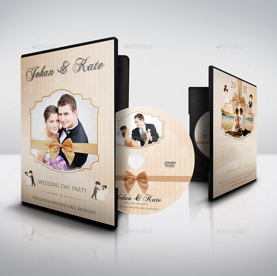 wedding dvd templates - Vatoz.atozdevelopment.co