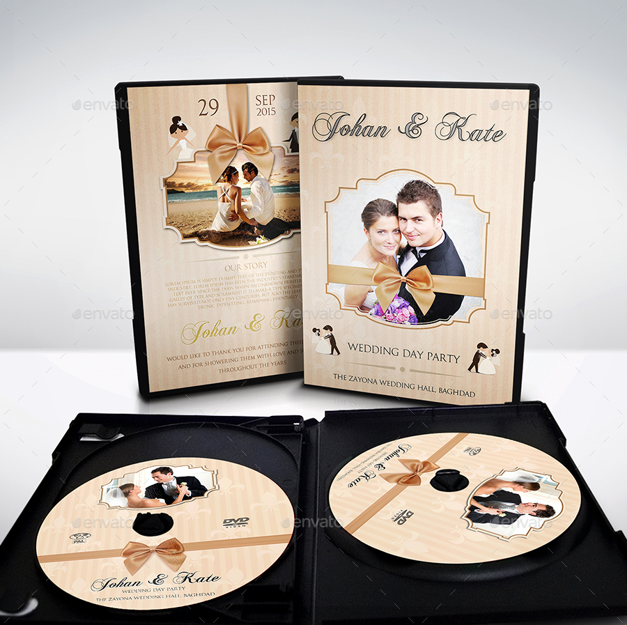 Wedding dvd cover and label template bundle vol2 by owpictures wedding dvd cover and label template bundle vol2 pronofoot35fo Choice Image