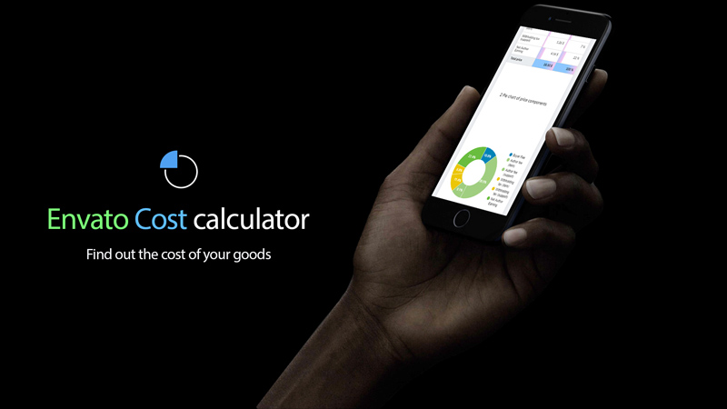 Envato Cost Price And Earnings Calculator By Caswebteam  Codecanyon