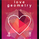 Love Geometry Modern Club Poster - GraphicRiver Item for Sale