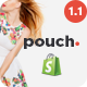 Pouch - Responsive Drag and Drop Shopify Theme Nulled