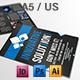 Modern Flyers Bundle Pack - GraphicRiver Item for Sale