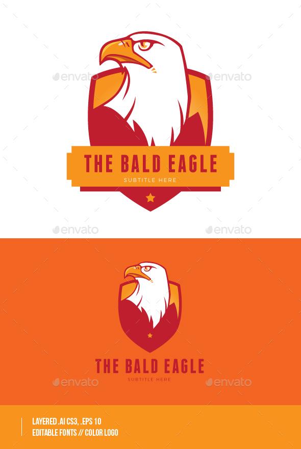 Multi purpose Eagle Logo - Animals Logo Templates