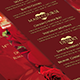 Valentines Day Menu - GraphicRiver Item for Sale