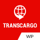 Trans Cargo - Transport & Logistics WordPress Nulled