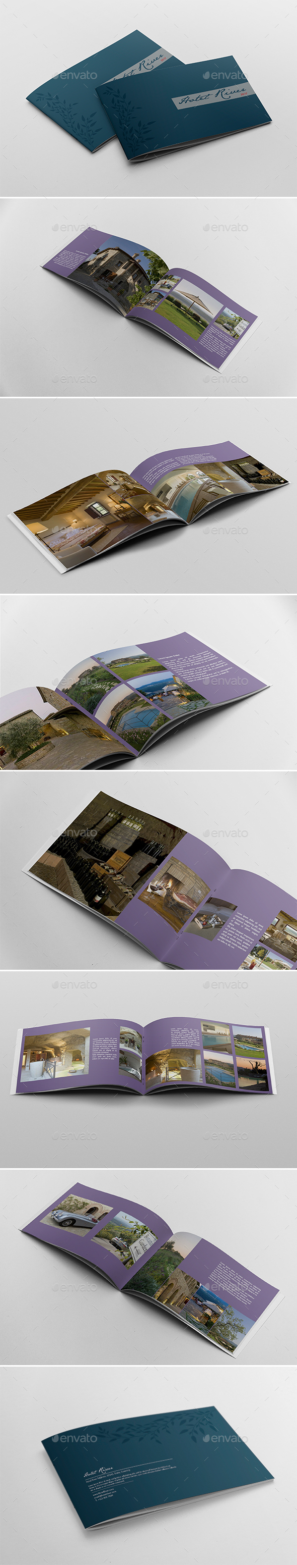 Brochure / Booklet Template - Corporate Brochures