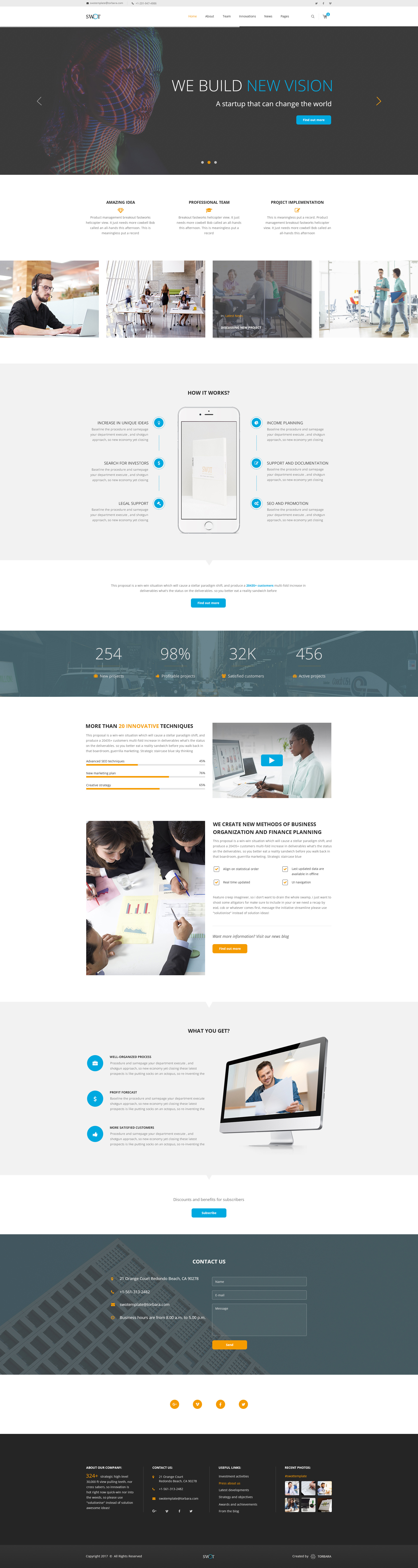 Charming psd template tutorial gallery entry level resume awesome business card photoshop tutorial contemporary business swot multi concept business psd template by torbara themeforest baditri Gallery