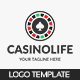 Casino Logo Template - GraphicRiver Item for Sale